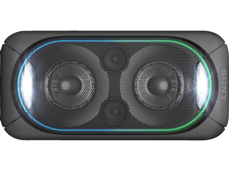 hifi-tests.de SONY GTK-XB60 One Box Soundsystem Schwarz