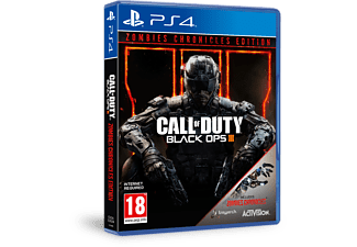 Call of Duty: Black Ops III Zombies Chronicles Edition UK PS4