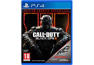 Call of Duty: Black Ops III Édition Zombies Chronicles FR PS4