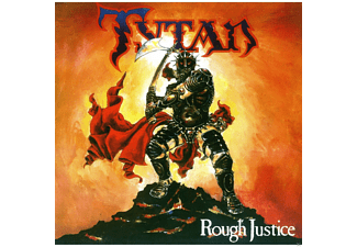 Tytan - Rough Justice (Ultra Clear Vinyl+Lyric Sheet) - (Vinyl)