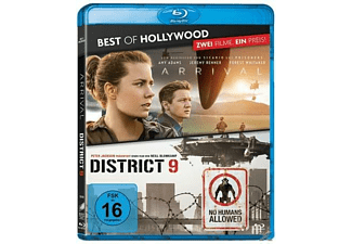 Arrival / District 9 - Best of Hollywood - (Blu-ray)