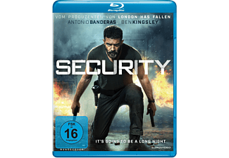 Security - (Blu-ray)