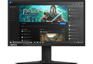 "LENOVO Moniteur Y27G Razer Edition 27"" Full-HD LED Curved (65C1GAC1EU)"