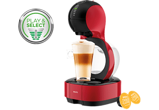KRUPS Dolce Gusto-Maschine Lumio Rot KP 1305