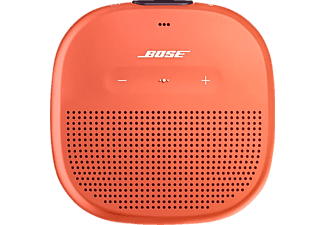 BOSE SoundLink Micro Bluetooth Lautsprecher, Orange, Wasserfest