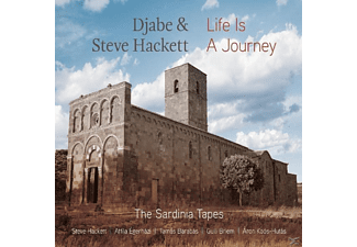 Steve Hackett, Djabe Hackett - Life Is A Journey - (CD + DVD Video)