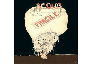 Acqua Fragile - A New Chant - (CD)