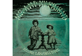 Patrick Campbell-lyons - Me And My Friend - (CD)