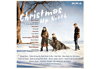 Various - Christmas Up North - (Vinyl)
