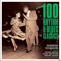 VARIOUS - 100 Rhythm & Blues Classics [CD]