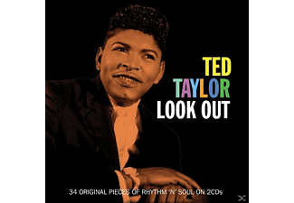 Ted Taylor - Look Out - (CD)
