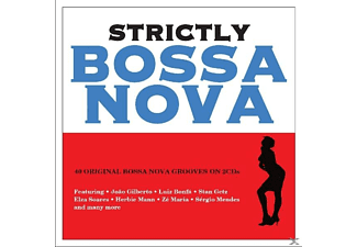 VARIOUS - Strictly Bossa Nova - (CD)