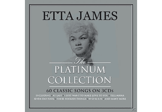 James Etta - Platinum Collection - (CD)