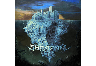 Shrapnel - Raised On Decay - (CD)
