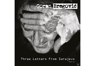 Goran Bregovic - Three Letters From Sarajevo - (CD)