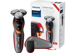 PHILIPS SW 6700/14 Star Wars Series 6000, Rasierer, Grau/Bronze