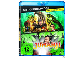 Gänsehaut / Jumanji - Best of Hollywood - (Blu-ray)