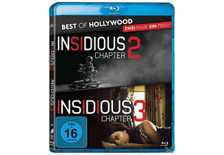 Insidious: Chapter 2 / Insidious: Chapter 3 - Best of Hollywood - (Blu-ray)