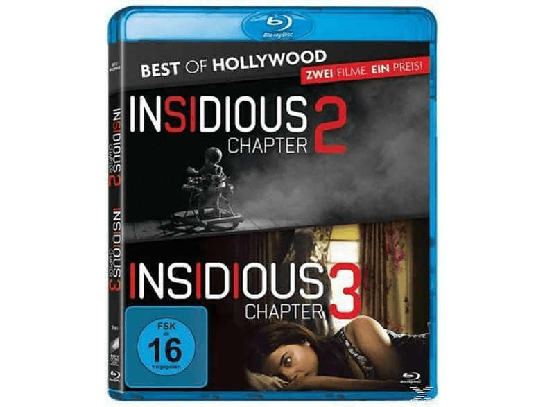Insidious: Chapter 2 / Insidious: Chapter 3 - Best of Hollywood [Blu-ray]