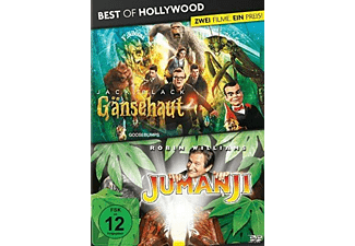 Gänsehaut / Jumanji - Best of Hollywood - (DVD)