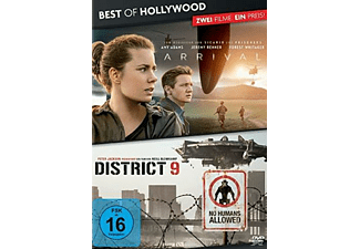 Arrival / District 9 - Best of Hollywood - (DVD)