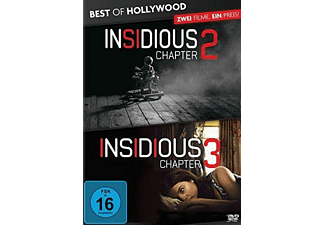 Insidious: Chapter 2 / Insidious: Chapter 3 - Best of Hollywood - (DVD)