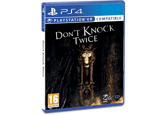 Don't knock twice vr compatible PS4