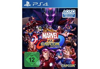 Marvel vs. Capcom: Infinite - PlayStation 4