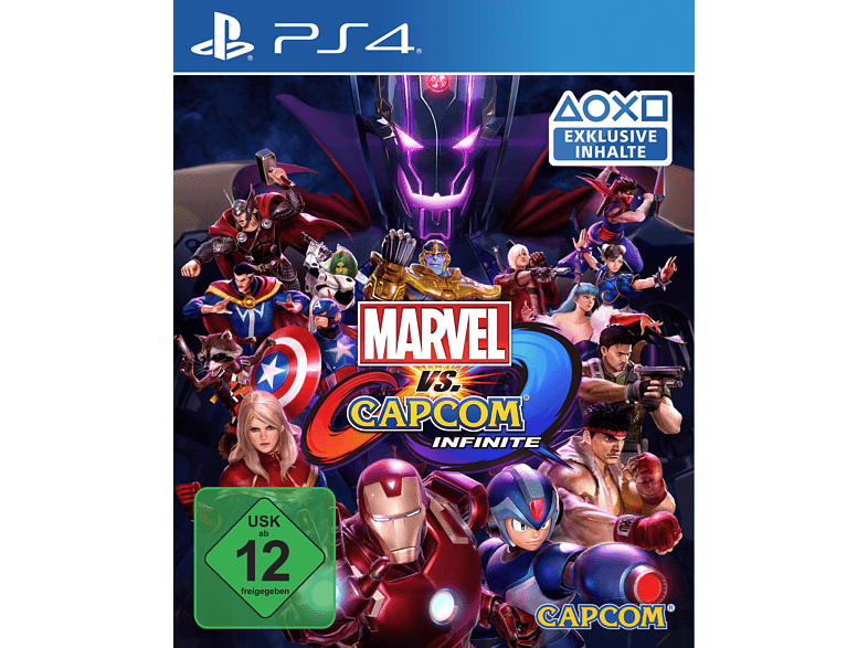 Marvel vs. Capcom: Infinite [PlayStation 4]