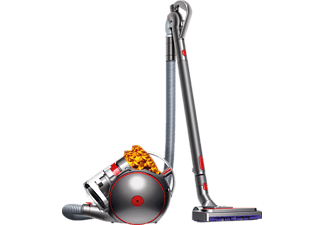 DYSON 230278-01 Cinetic Big Ball Multi Floor 2, Staubsauger ohne Beutel, Gelb