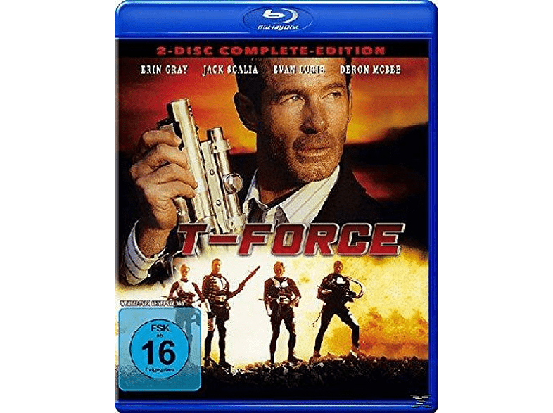 T-Force [Blu-ray]