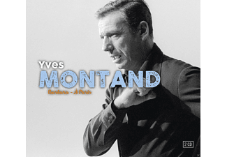 Yves Montand - Barbara - (CD)
