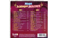 VARIOUS - Mega Schlager Jukebox [CD]
