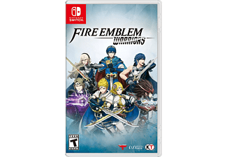 Fire Emblem Warriors FR Switch