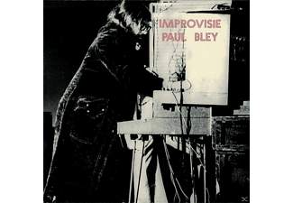 Paul Bley, Annette Peacock - Improvisie - (CD)