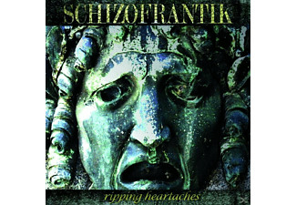 Schizofrantik - Ripping Heartaches - (CD)