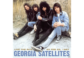 Georgia Satellites - Live At The Ritz 1987 - (CD)
