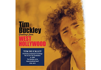 Tim Buckley - Greetings From West Hollywood - (CD)