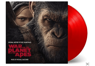 Various - War For The Planet Of The Apes (LTD Red Vinyl) - (Vinyl)