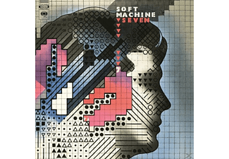 Soft Machine - Seven - (Vinyl)