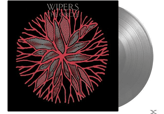 The Wipers - The Circle (LTD Silver Vinyl) - (Vinyl)