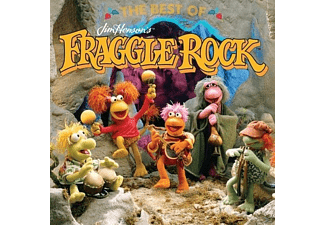 The Fraggles - The Best Of Jim Henson's Fraggle Rock - (Vinyl)