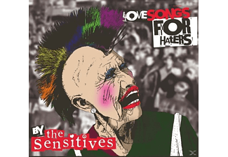 The Sensitives - Love Songs For Haters - (CD)