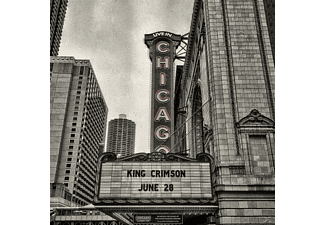 King Crimson - Official Bootleg: Live in Chicago,June 28th,2017 - (CD)