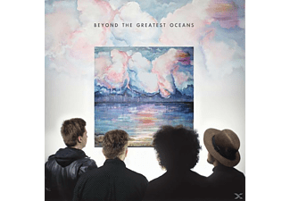 Colorblue - Beyond The Greatest Oceans - (CD)