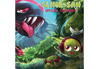 VARIOUS - Slime-San-Official Soundtrack (Coloured) - (Vinyl)