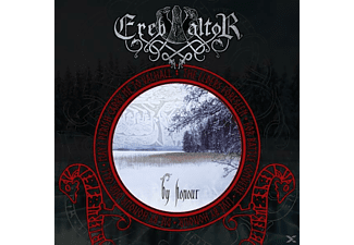 Ereb Altor - By Honour (Clear Vinyl) - (Vinyl)