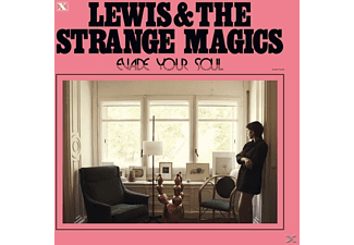 Lewis And The Strange Magics - Evade Your Soul - (CD)