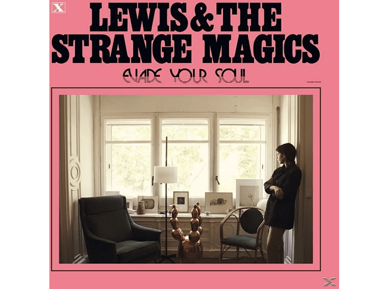Lewis & The Strange Magics - Evade Your Soul [CD]