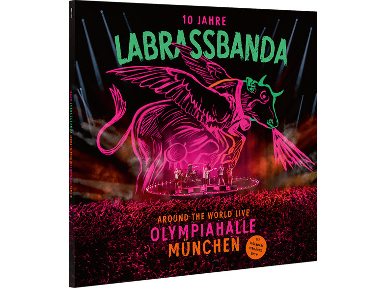 LaBrassBanda - Around the World (Live) [Vinyl]